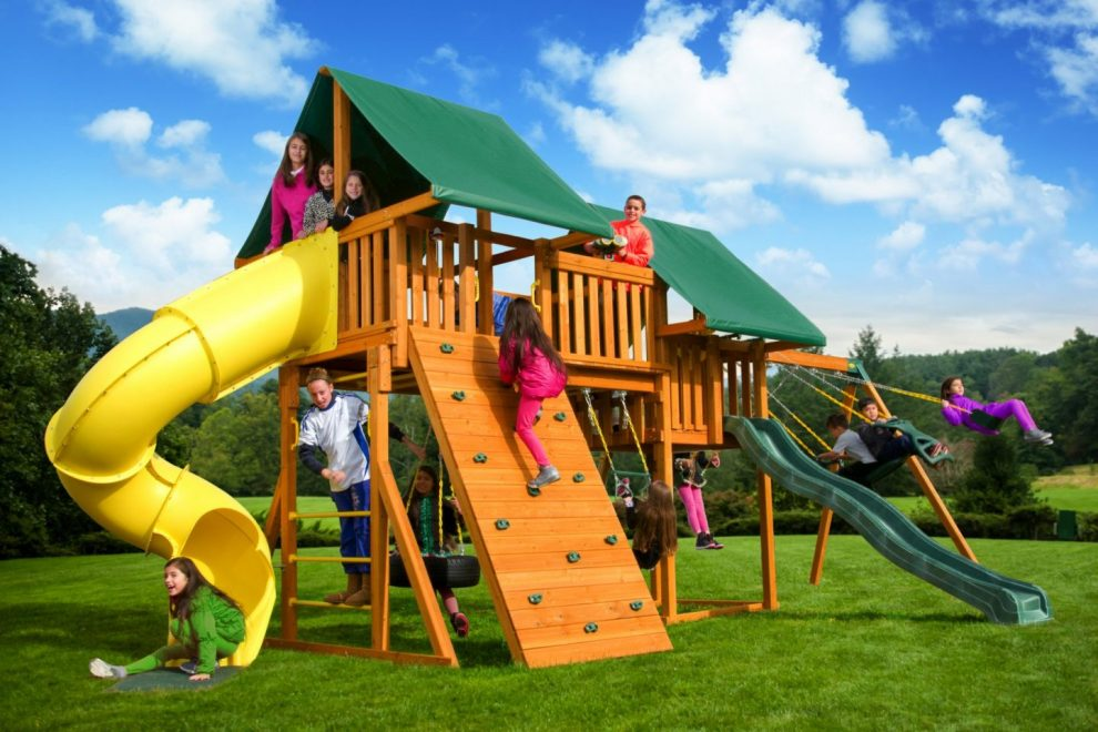large kids playsets for sale