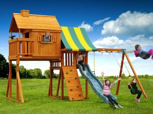 Sky Treehouse Play Set