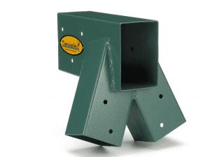 Easy 1-2-3 A-Frame Bracket & High Back Full Bucket Swing Bundle