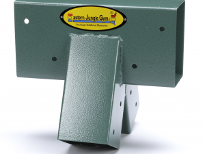 90 Degree Easy 1-2-3 A-Frame Swing Set Bracket