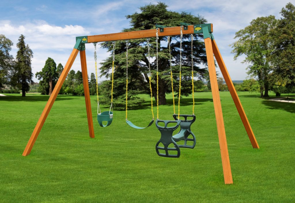 Classic Kids Swing Set Hardware Kit