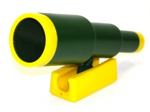Kids Swing Set Toy Telescope