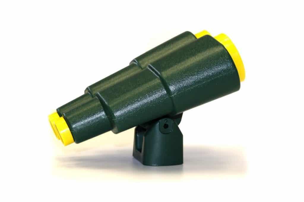 Green Jumbo Binoculars