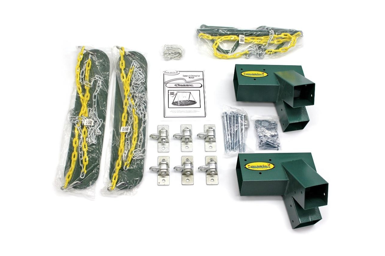 Classic Cedar Swing Set Hardware Kit