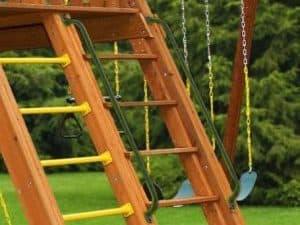 Safety Grab Handles/Ladder Rails