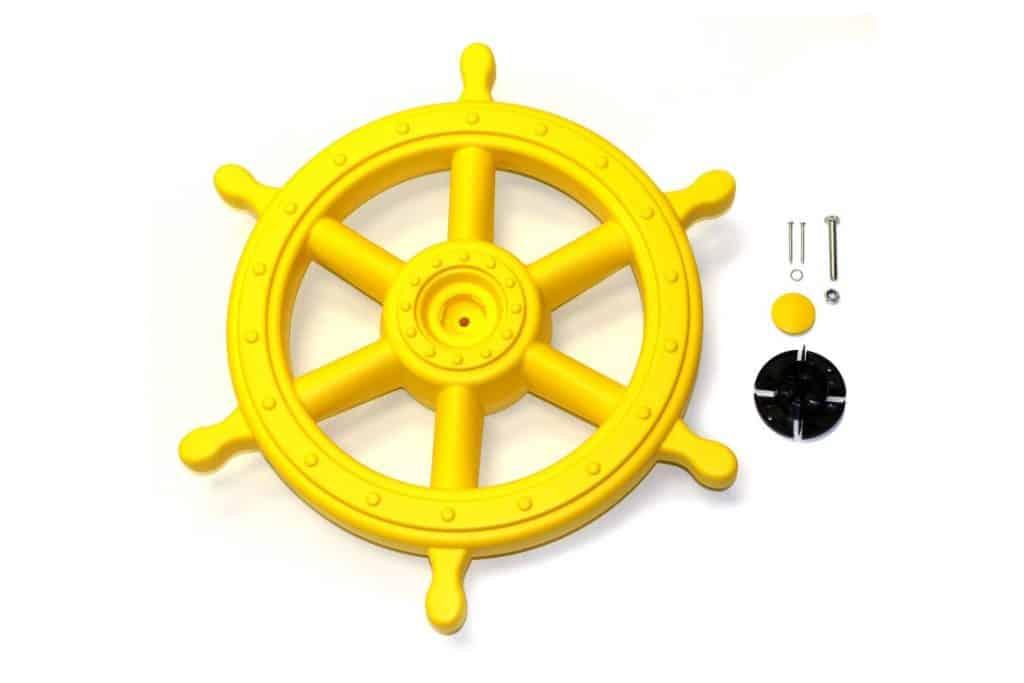 Deluxe Ship's Wheel