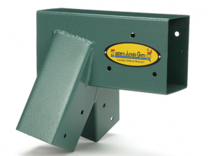 easy 123 a frame swing set bracket