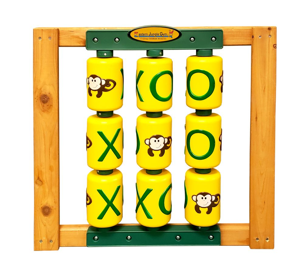 Tic-Tac-Toe Spinner Panel